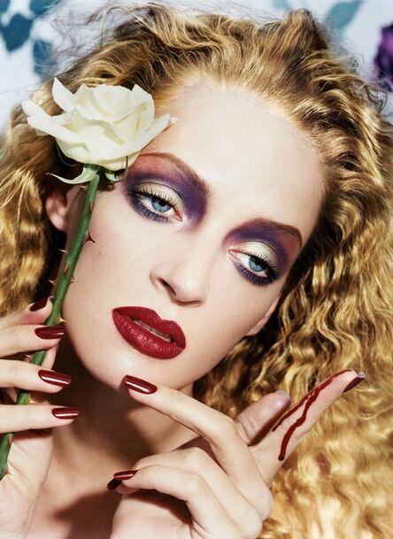 David LaChapelle, 'Uma Thurman: Beauties Bloom', 1997