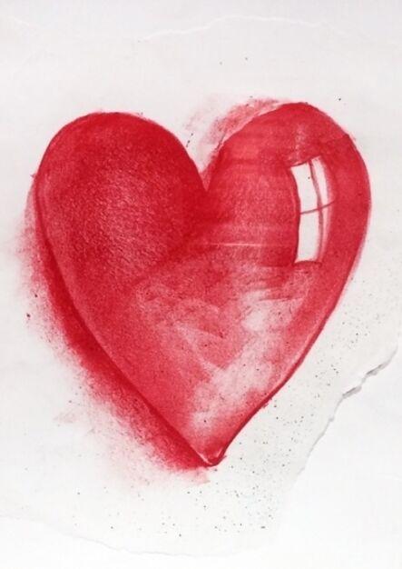 Jim Dine, 'Heart', ca. 1985