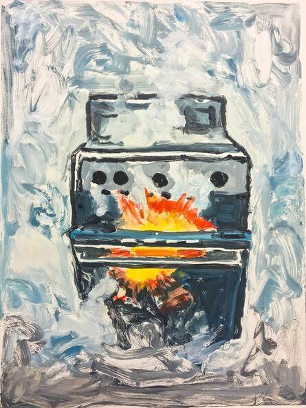 Richard Bosman, 'Oven Fire', 2017