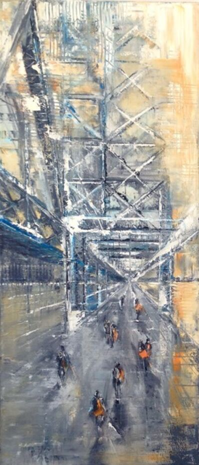 Ivana Milosevic, 'Construction 3', 2017