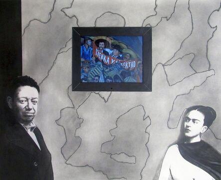 F. Lennox Campello, 'Diego y Frida'