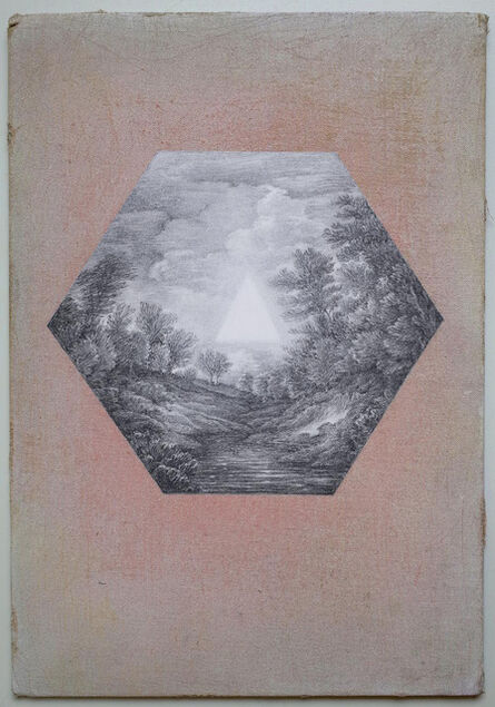 Sue Williams A' Court, 'Anonymous 7', 2015