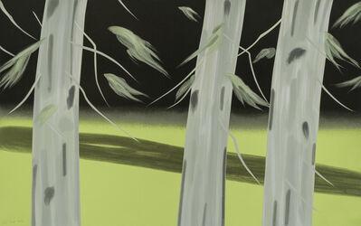 Alex Katz, 'Three Trees', 2018