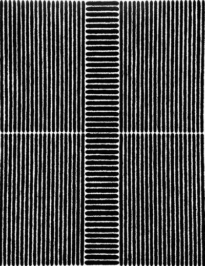 Joan Witek, 'P-151 Untitled (B. Newman)', 2009