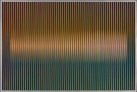 Carlos Cruz-Diez, 'Physichromie Panam 80', 2012