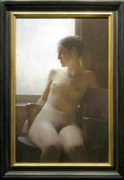 Jeremy Lipking, 'Nude by the Window'