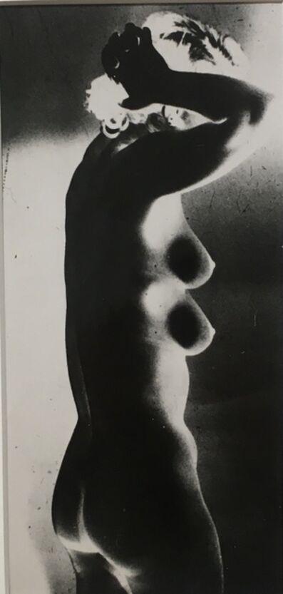 Weegee, 'Nude Distortion', ca. 1955