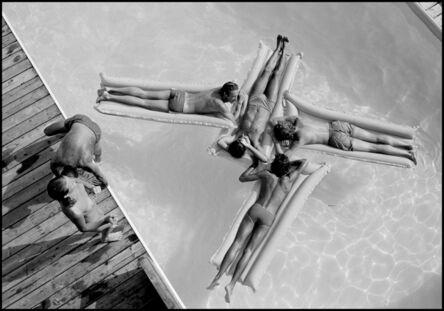 Arthur Elgort, 'The Pool, Fire Island, New York', 1976