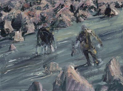 Euan Macleod, 'River crossing', 2012