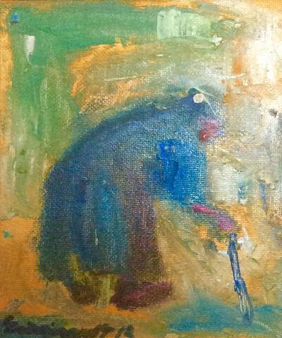 Eric Girault, 'Returning from Church', 2013
