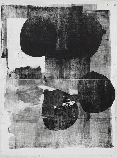 Linus Bill + Adrien Horni, 'Mixed Media B/W 09', 2013