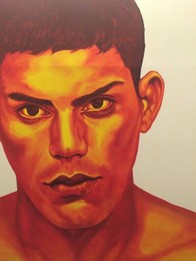 Éder Oliveira, 'Light Brown', 2014