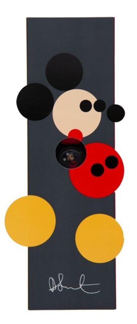 Damien Hirst, 'Spot Mickey', 2018