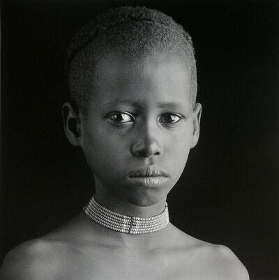 Jean-Baptiste Huynh, 'Ethiopie - Portrait XL', 2005