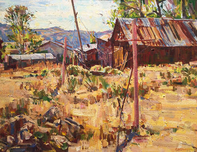 Ron Arthaud, 'Pink'