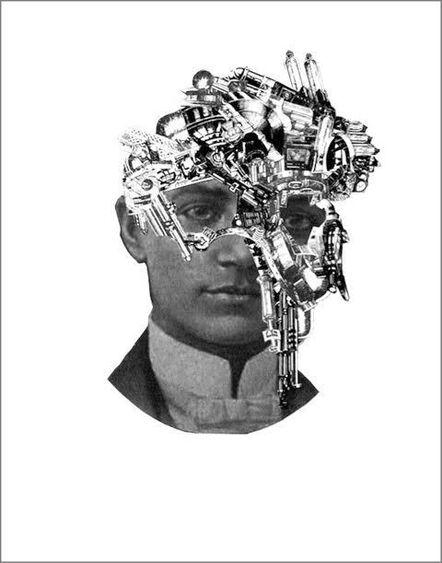 Wayne Hodge, 'Android/Negroid #14', 2012
