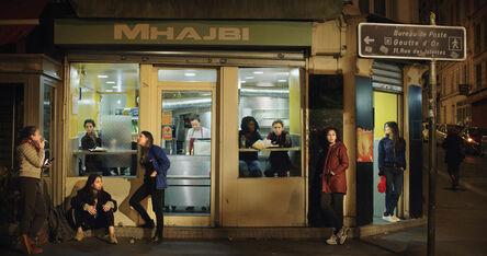 Randa Maroufi, 'Les Intruses - Mhajbi', 2019