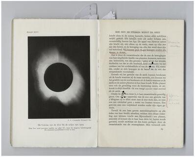 Joëlle Tuerlinckx, 'Planche explicative - série De sterren in hun loop (Les étoiles dans le couleur)', 2012