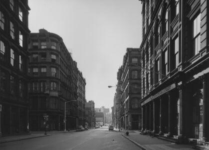 Bevan Davies, 'West Broome Street, NY', 1976