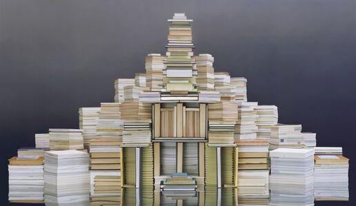 Ji Zhou, '4 Maquette 4', 2014