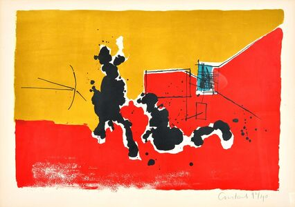 Constant, 'Japanese love call', 1967