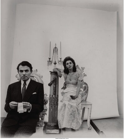 Arnold Newman, 'James and Pamela Mason, N.Y.C.', 1946