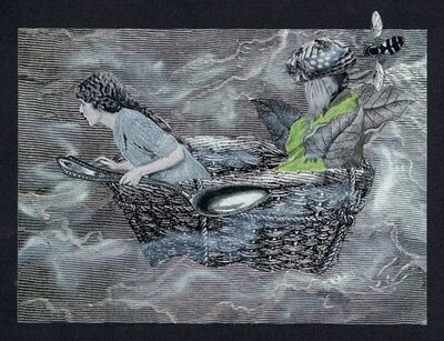 Stacey Steers, 'Edge of Alchemy Collage', 2017