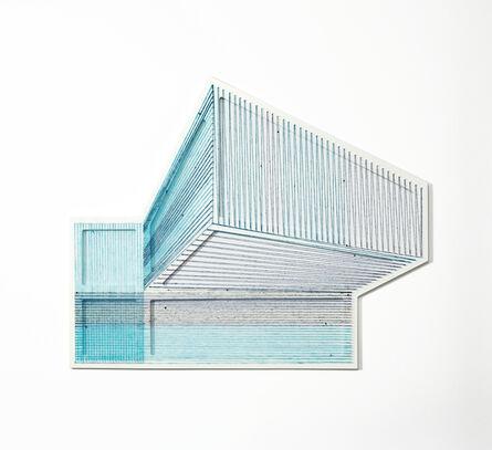 Adrian Esparza, 'Glass House 7', 2014