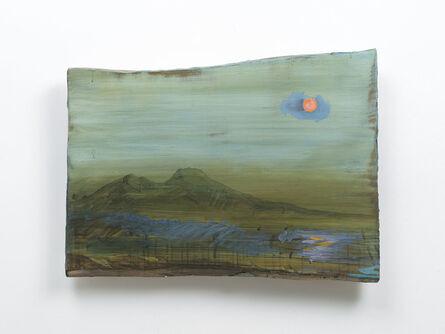 Tursic & Mille, 'Landscape and Vesuvio and Sunset', 2018