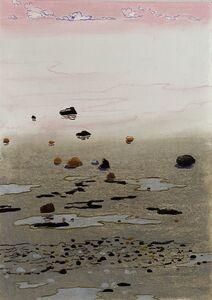 Per Adolfsen, 'Low Tide Seden Beach', 2020