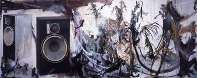 Satoshi Ohno, 'sleep in jungle', 2009