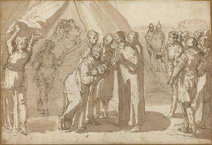 Giulio Benso, 'Birth Scene'