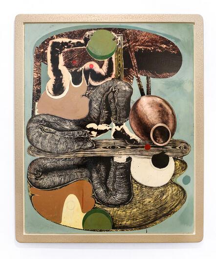 Alex Feuerstein, 'untitled', 2017