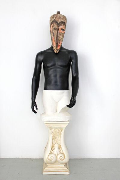 Jacques Lizène, 'Art syncrétique, 1964, sculpture génétique culturelle 1984, en remake 2011', 2011