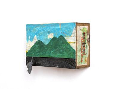TODO RAMON, 'Mountain of waste coal mine with rat', 2020