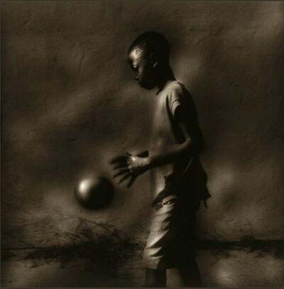 Jack Spencer, 'Boy with Ball, Como, Mississippi', 1995