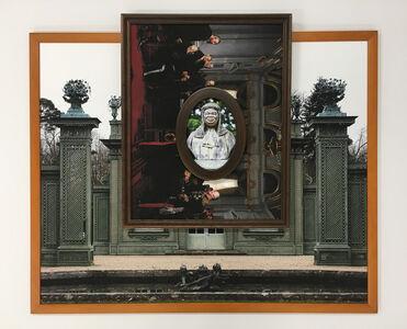 Todd Gray (b.1954), 'Sketch (Versailles, Berlin, Lagos)', 2020