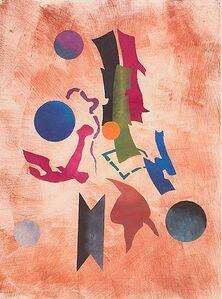 Rolph Scarlett, 'Untitled', ca. 1930