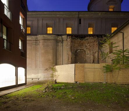 marco dapino, 'Vicolo Santa Maria alla Porta', 2015