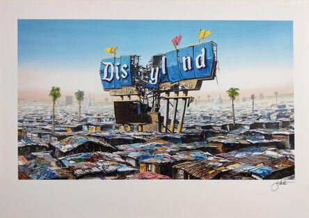 Jeff Gillette, 'DISYLND', 2015