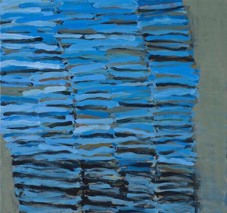 Stephanie Dennis, 'Lake Blues', 2018