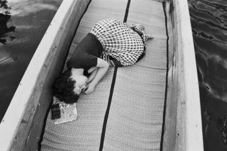Nobuyoshi Araki, 'Sentimental journey - Death boat', 1971