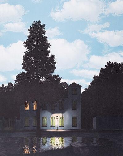 René Magritte, 'L'Empire des lumières', 2004