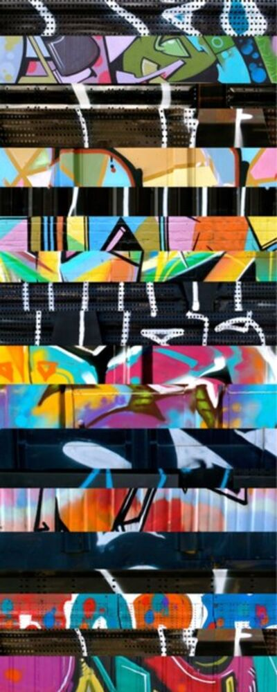 Nicola Katsikis, 'Rhythm & Stealin #1', 2016