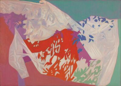 Ralph Wickiser, 'Blueberry Net', 1987