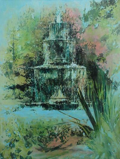 Annette Pugh, 'Pleasure Garden I ', 2018