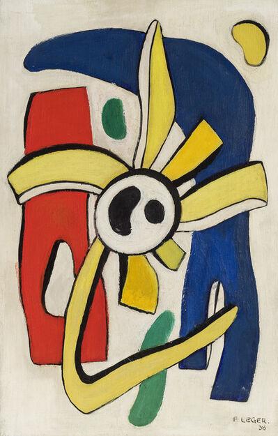 Fernand Léger, 'La Fleur', 1938