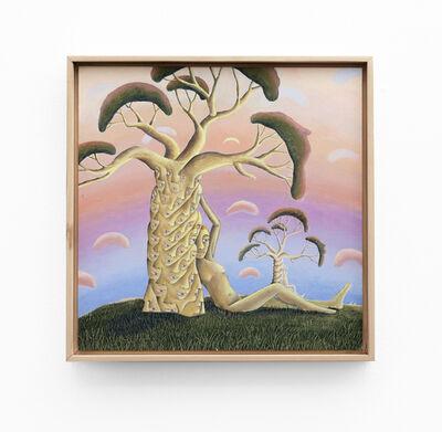 Marlene Steyn, 'the baobabe tree', 2020