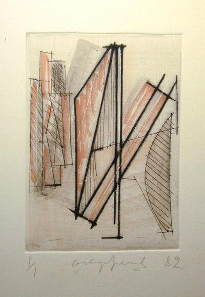 Oleg Kudryashov, 'Untitled, Plate 317', 1982