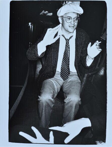 Andy Warhol, 'David Hockney', 1982